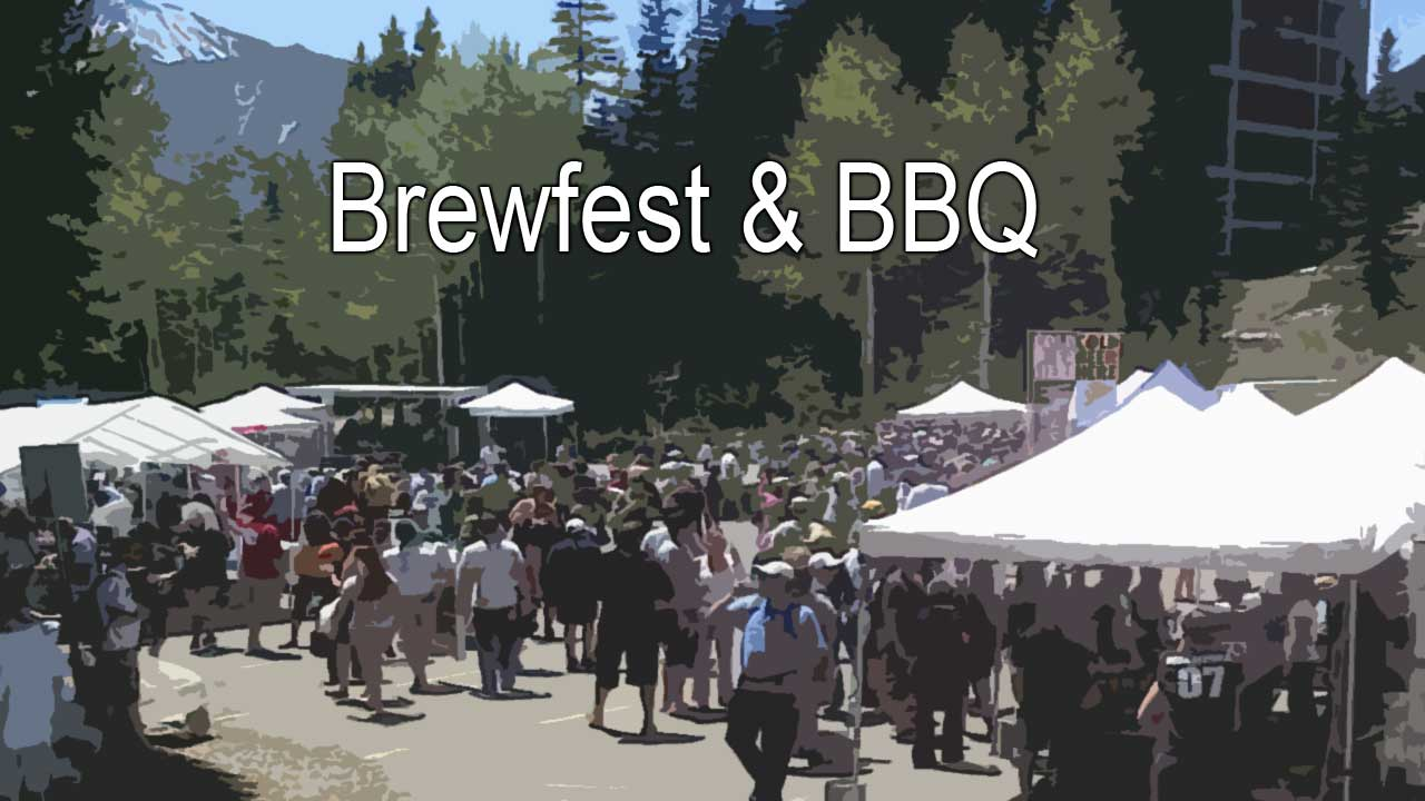 Brewfest and BBQ
